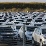 GM Canada auto sales up; Fiat Chrysler, Ford take a hit