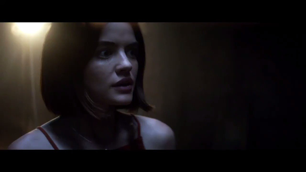 The game is real. Lucy Hale and Tyler Posey invite you to play Truth or Dare. Wanna play? Watch the trailer now. https://t.co/ng7I0SJaiG