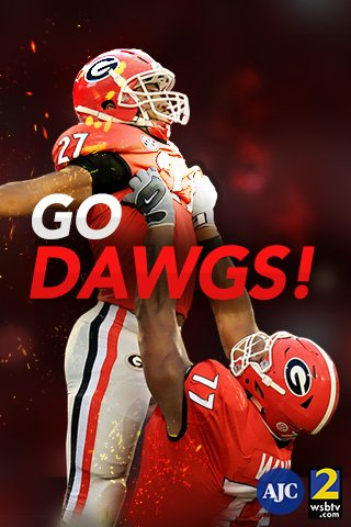 it s wallpaper wednesday support the georgia bulldogs and with these georgia iphone and android wallpapers
