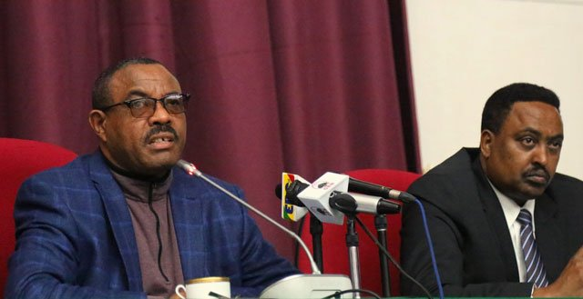 Ethiopia to release jailed 'politicians'