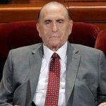 Thomas Monson, leader of the Mormon Church in U.S., dead at 90
