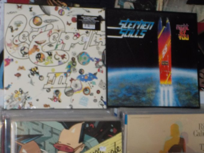 Happy Birthday to John Paul Jones of Led Zeppelin & Stephen Stills (CSN & Y)