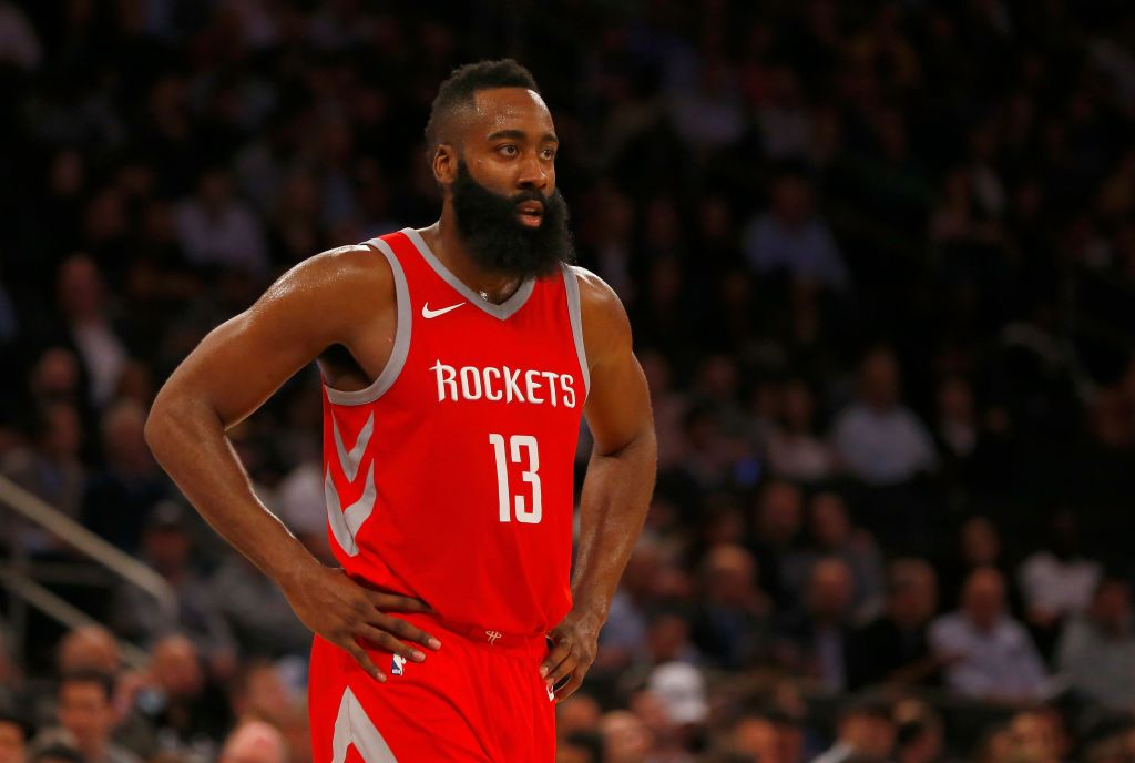 James Harden out for next 2 weeks, other injury updates https://t.co/K1VfaYsihG https://t.co/TqbUtuIuNw