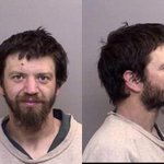 Albion man jailed, suspected of arson, assault and child endangerment
