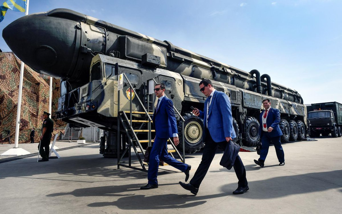 If U.S. goes to war with Russia, these could be Moscow's most powerful weapons