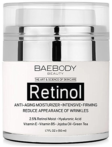 Baebody Retinol Moisturizer Cream for Face and Eye Area. – With Retinol,...