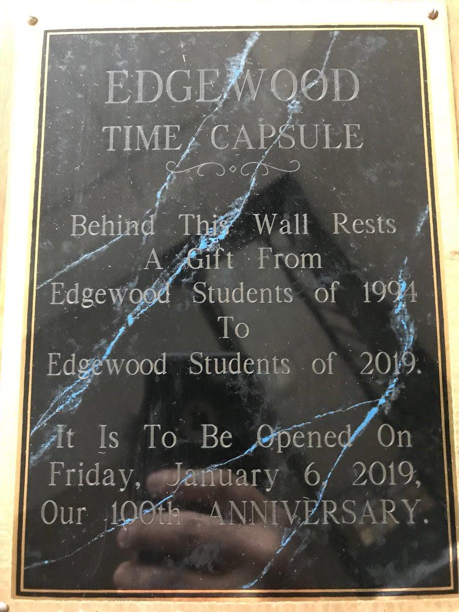 #EdgewoodProud