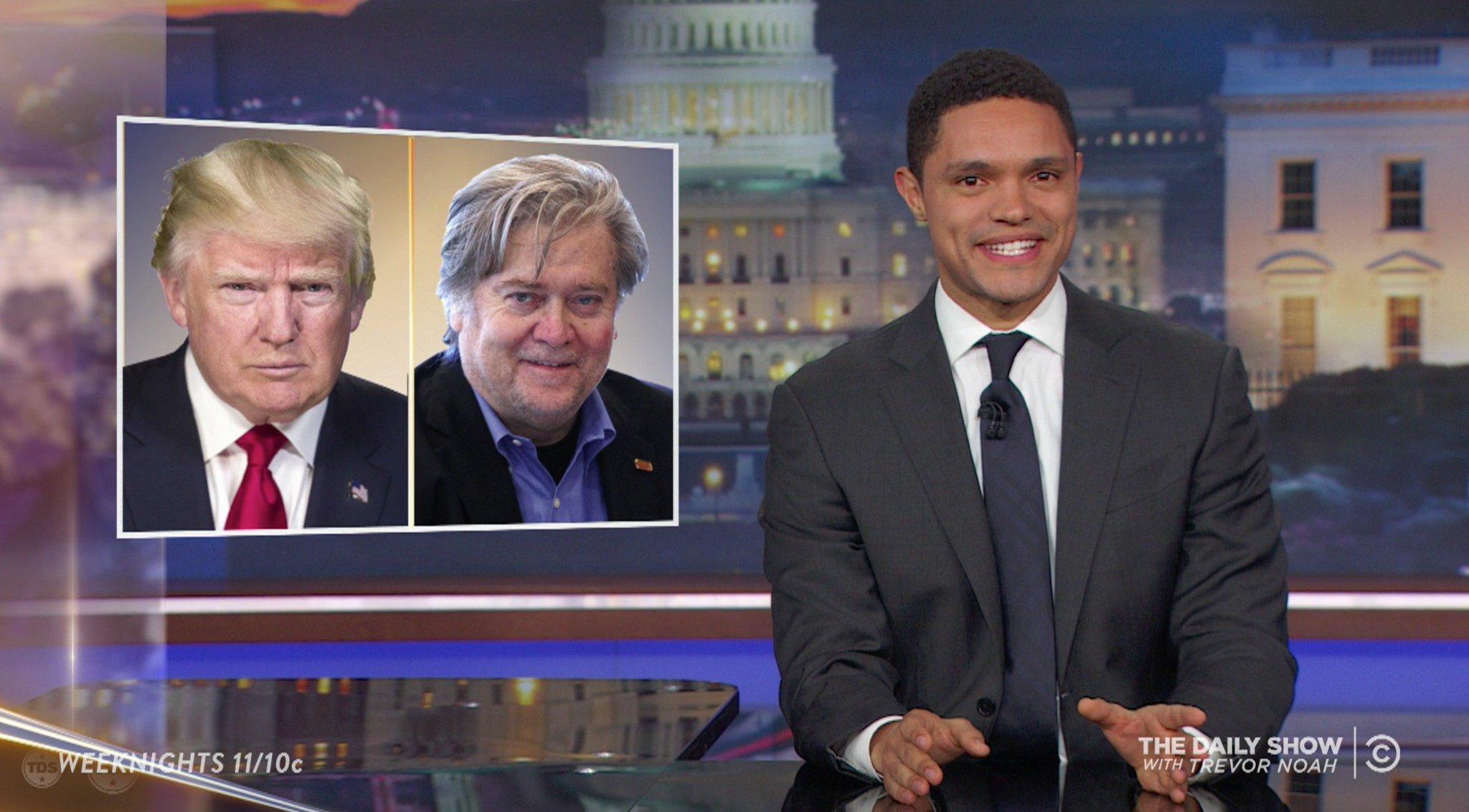 Tonight at 11/10c: Donald Trump vs. Steve Bannon beef is ������. Who you got? https://t.co/0iK5OZQ23j