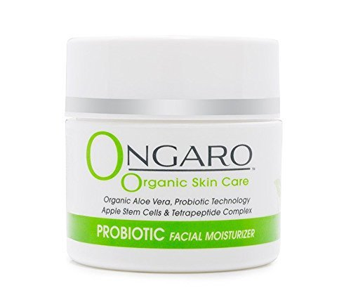 Ongaro Organic Facial Moisturizer; Best Day and Night Cream for Anti-Aging,...