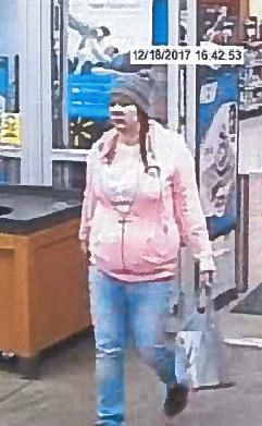 Kentucky police seek assistance in credit card theft