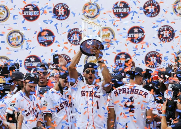 World Series champion Astros to visit White House