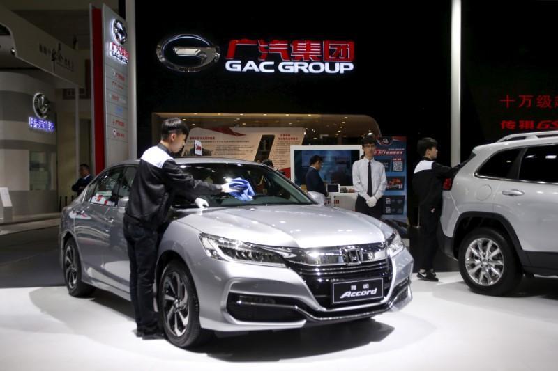 Honda China December vehicle sales up 6.2 percent year-on-year