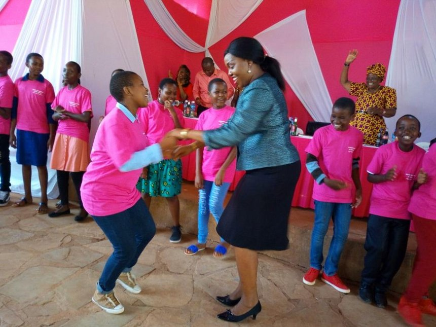Taita Taveta woman rep gifts KCPE performers with Sh395,000 shopping vouchers