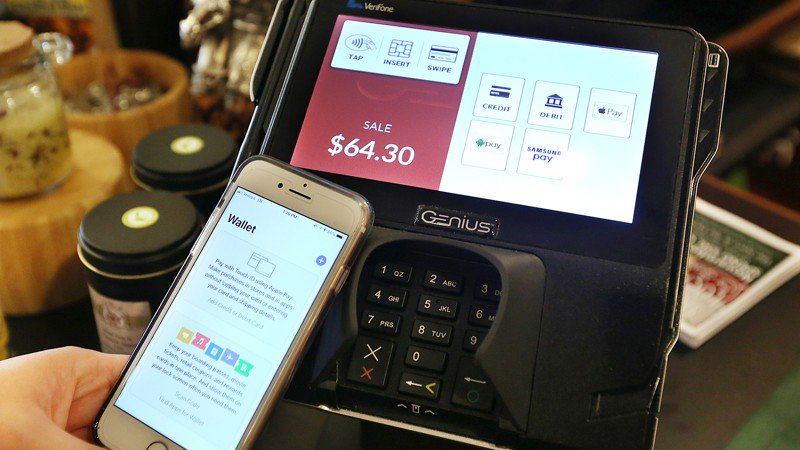 Apple Pay, Bitcoin for shopping? 'Cash or check' feels obsolete