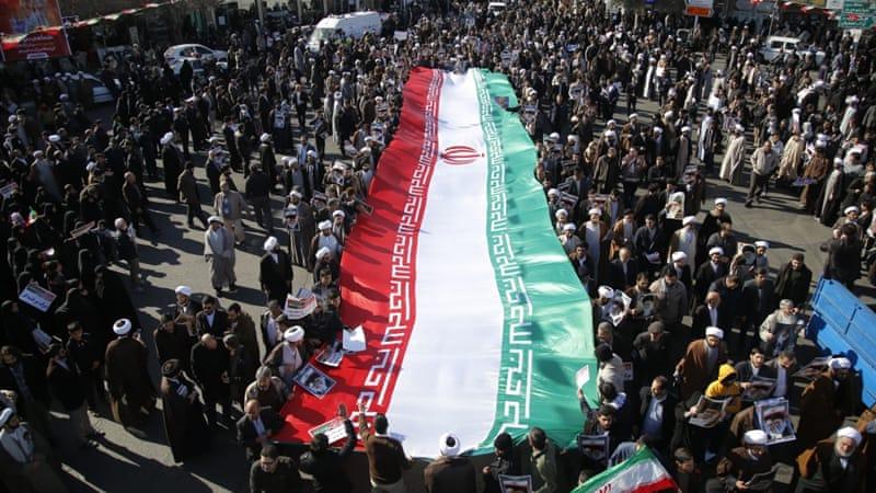 Iran 'sedition' over, says Iran's Revolutionary Guard Commander Mohammad Ali Jafari