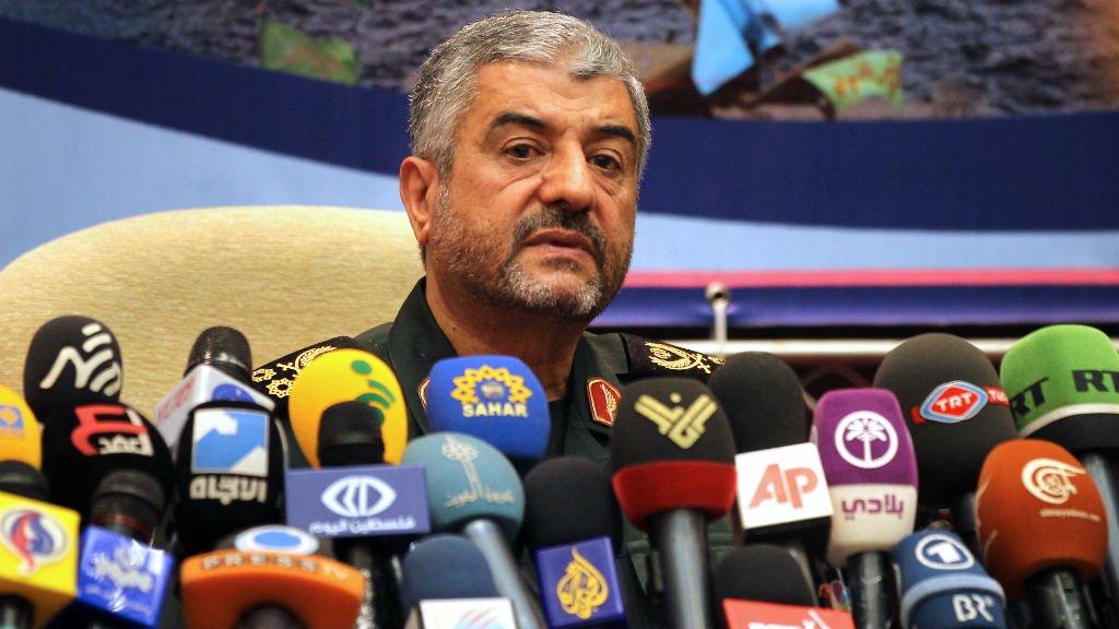 Days-long unrest in Iran dies down