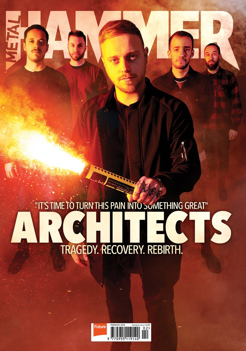 RT @Architectsuk: .@MetalHammer out now! https://t.co/MKNfTyBN9o
