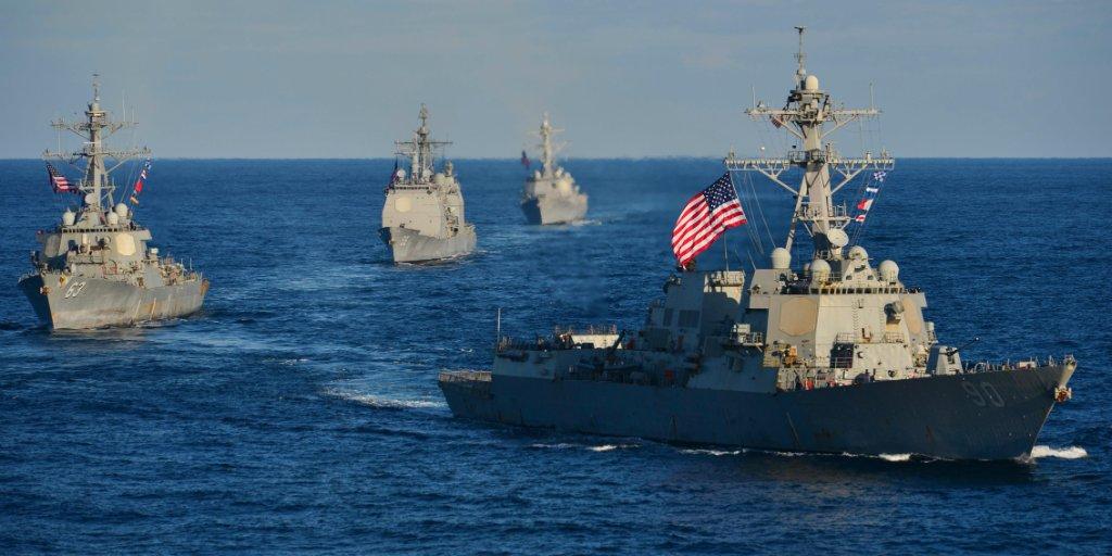 .@NAVSURFOR: #USNavy's @SurfaceWarriors  are refocused - https://t.co/BGsnCzbEzp via @navalinstitute https://t.co/53vh2dlWK1