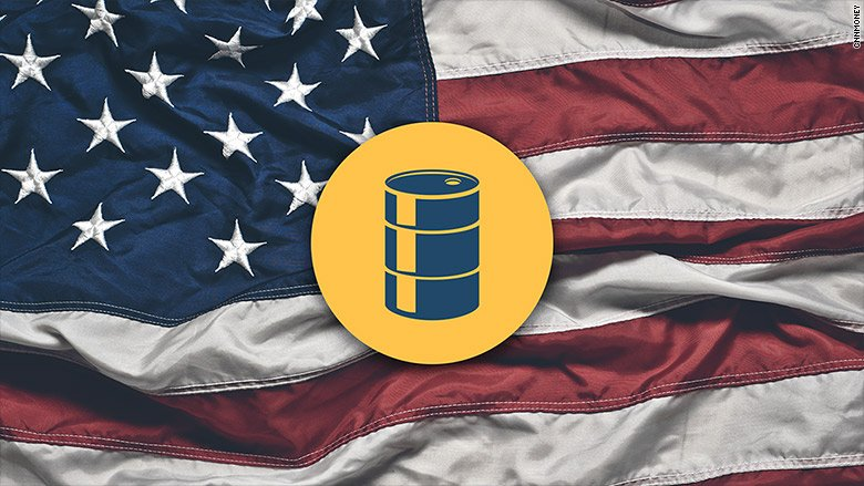 America could become oil king of the world in 2018