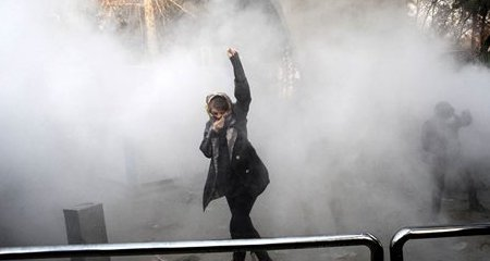"""Iran protests are under control for now, but the """"regime is embarrassed"""""""