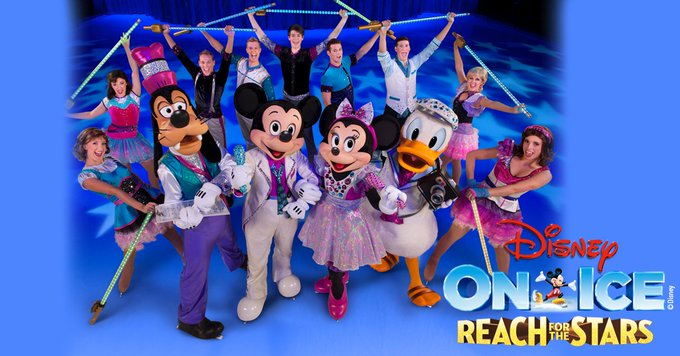 Happy New Year from @DisneyOnIce