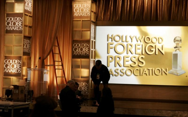 Party or not? Golden Globes proves test for Hollywood sex scandal