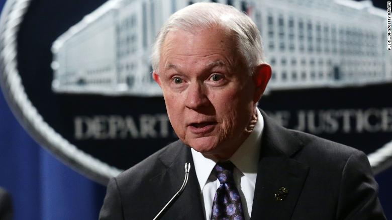 Attorney General Jeff Sessions to rescind Obama-era pot rules