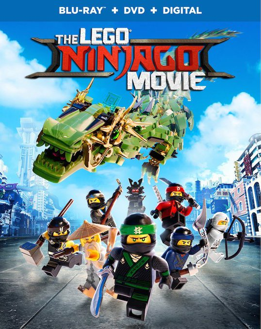 """The LEGO® NINJAGO® Movie"" #ad (& Giveaway Ends 1/19)"