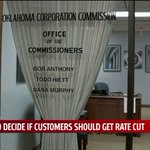 Commission to decide whether to pass utility savings on to Oklahomacustomers