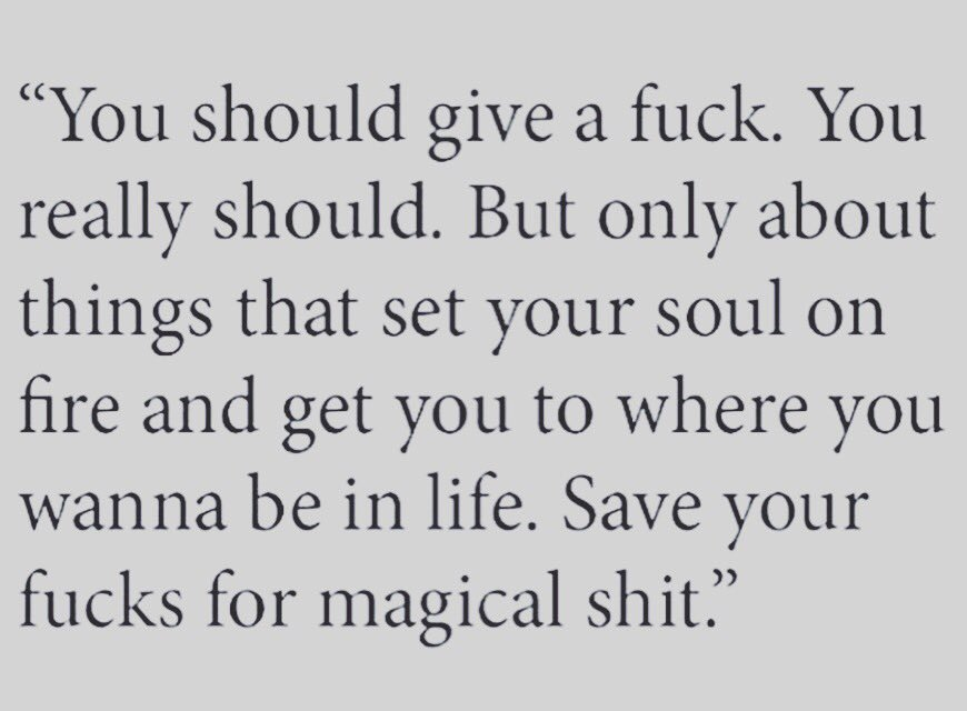 Words to live by. https://t.co/uUfyCb2czZ