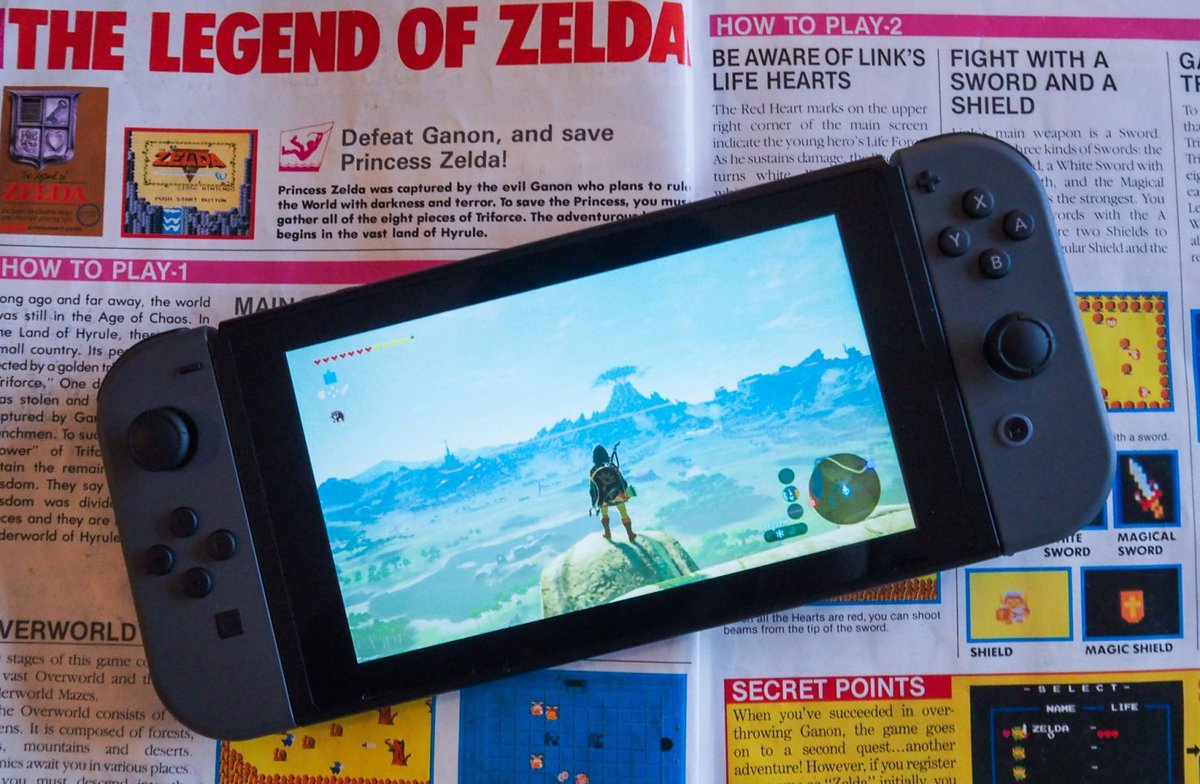Nintendo Switch is the fastest-selling video game console ever in the U.S.