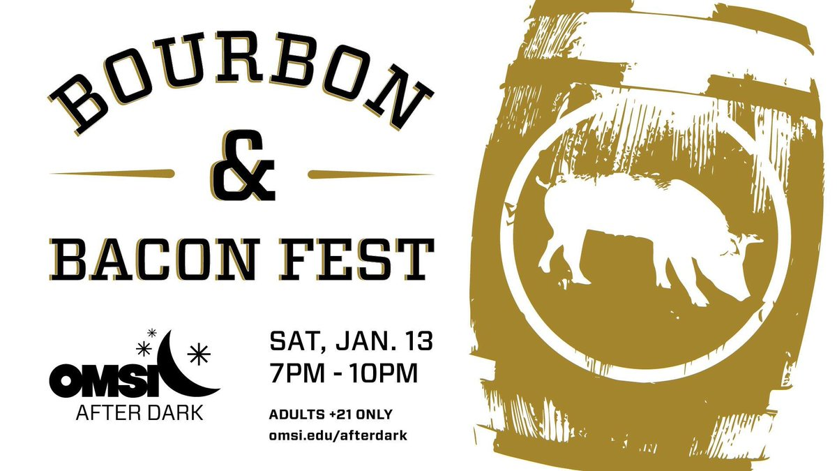 test Twitter Media - Get your tickets now for #BourbonAndBaconFest @OMSI! Stop by our booth for samples and bottle sales! #PDX #HeritageDistilling #Bourbon #Bacon https://t.co/eEI8WG3ba7 https://t.co/X23DAWON5e