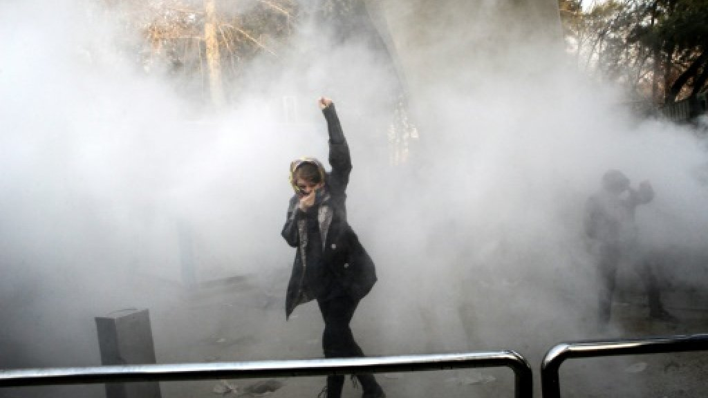 US warns Iran to be held to account for protest deaths