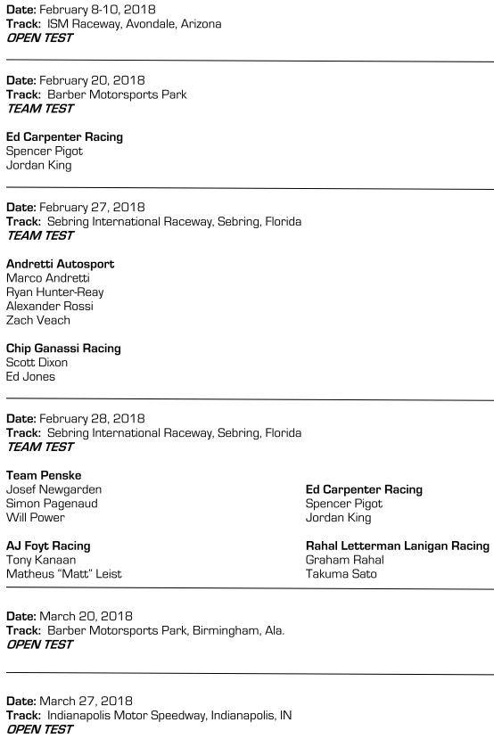#IndyCar
