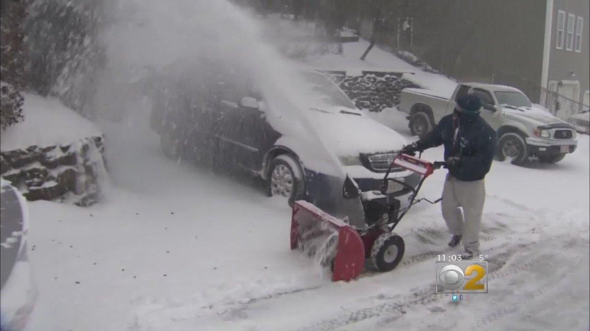 Powerful Winter Storm Pummels East Coast