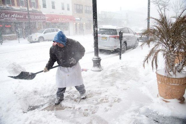 Everything you need to know about the winter storm in Bayonne
