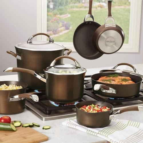 Circulon Symmetry Cookware Set Giveaway
