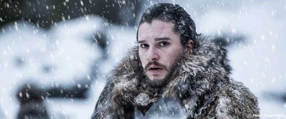"""While winter has very much arrived in 2018, """"Game of Thrones"""" won't return until next year."""