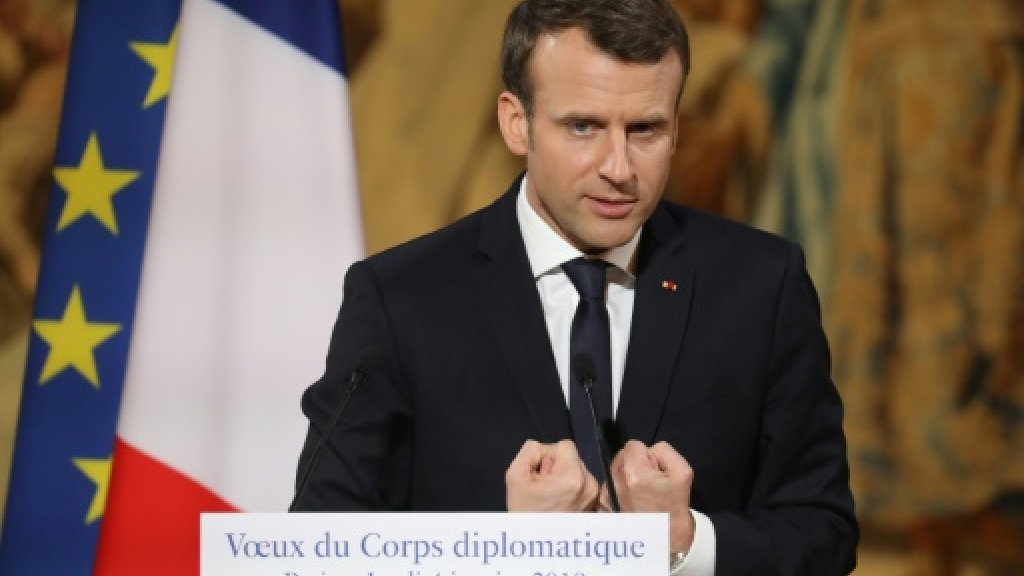 France seeks greater role for West in Syrian crisis