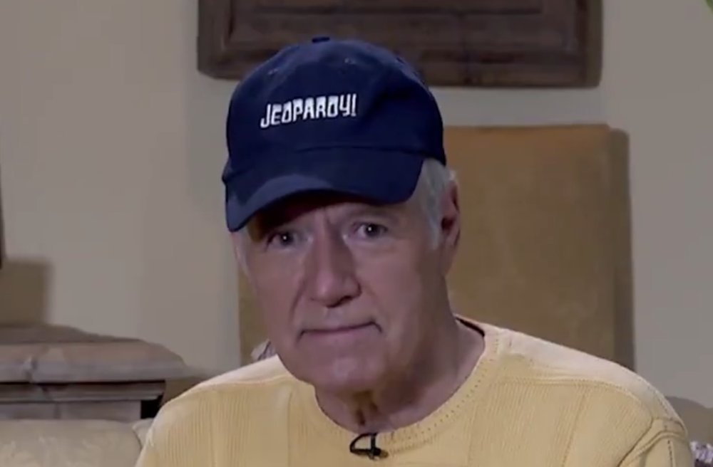 Alex Trebek has brain surgery, takes medical leave from'Jeopardy!'