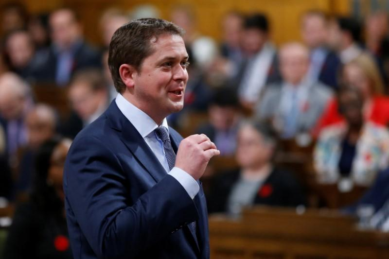 Canada's Conservatives expel senator over indigenous comments