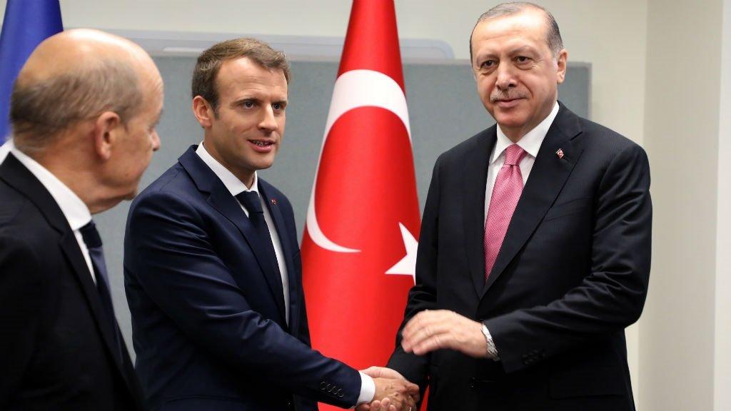 Erdogan to visit France in hopes of rekindling relationship with Europe