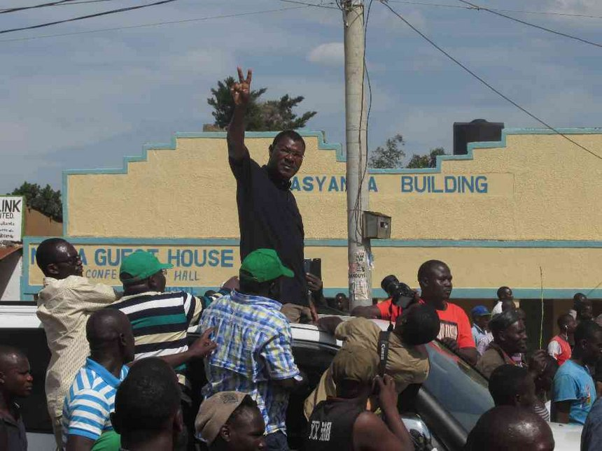 Wetang'ula sets aside politics to 'protect' Bungoma schools from transfers