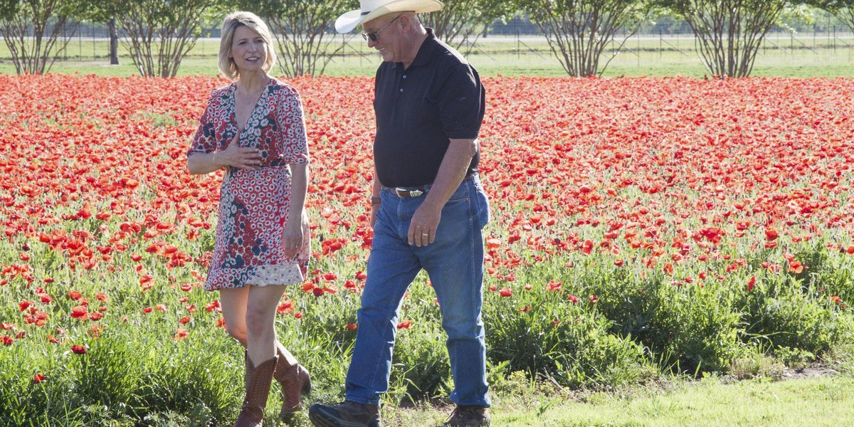 Samantha Brown hosts new travel series 'Places to Love'