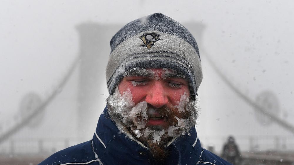 Deadly winter storm wreaks havoc in New York