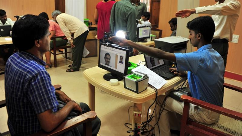 India probes breach of biometric identity database