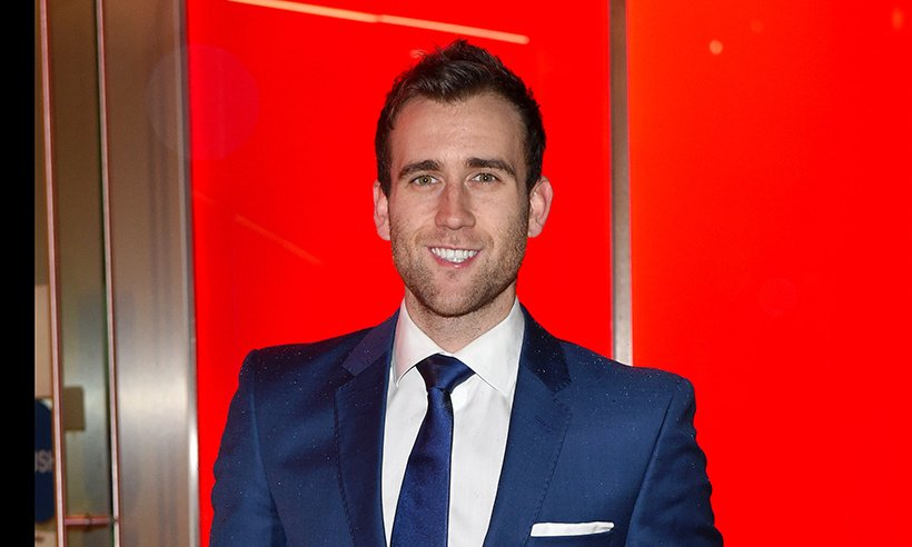 Harry Potter star Matthew Lewis stunned fans by stripping off in @ITV's Girlfriends...