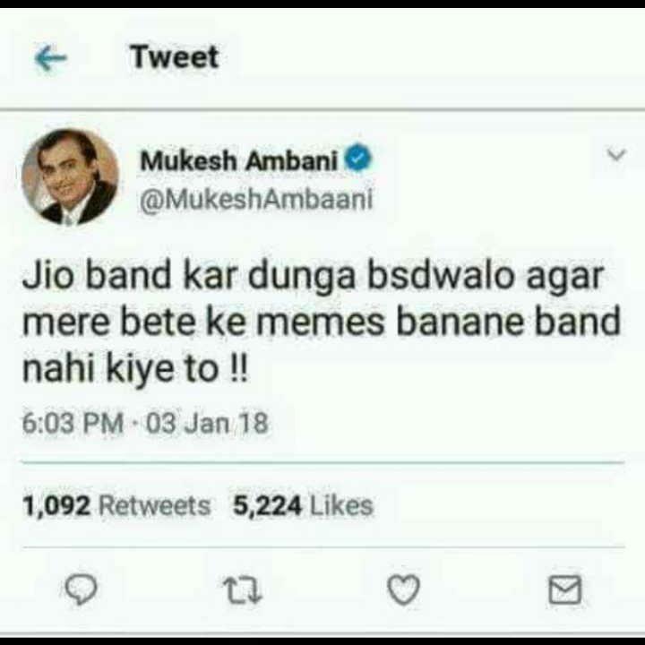 #MukeshAmbani
