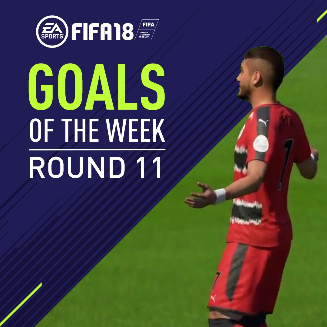 New year, new round of Goals of the Week ��  Pick your favourite �� https://t.co/YfPxRlEeUK