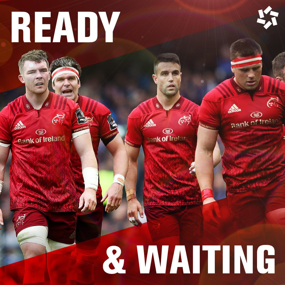 The Red Army are set for battle, just don't expect a neighbourly welcome…..C'Mon MUNSTER #MUNvCON #LSSBootRoom https://t.co/xW3jyzobkc